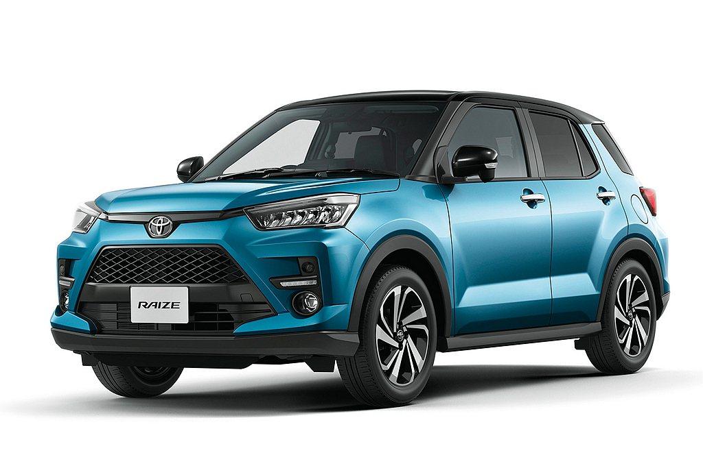 回顧今年日本乘用車銷售概況,2020年1-6月最熱賣乘用車為Toyota Rai...