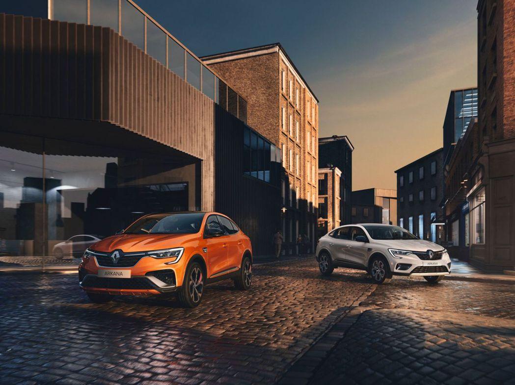 歐規Renault Arkana將在韓國雷諾三星位於釜山江西區的工廠製造且出口。...