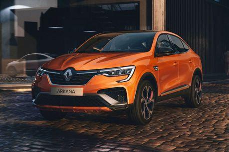 雷諾三星XM3準備從釜山出港! Renault Arkana確定2021年歐洲市場開賣!
