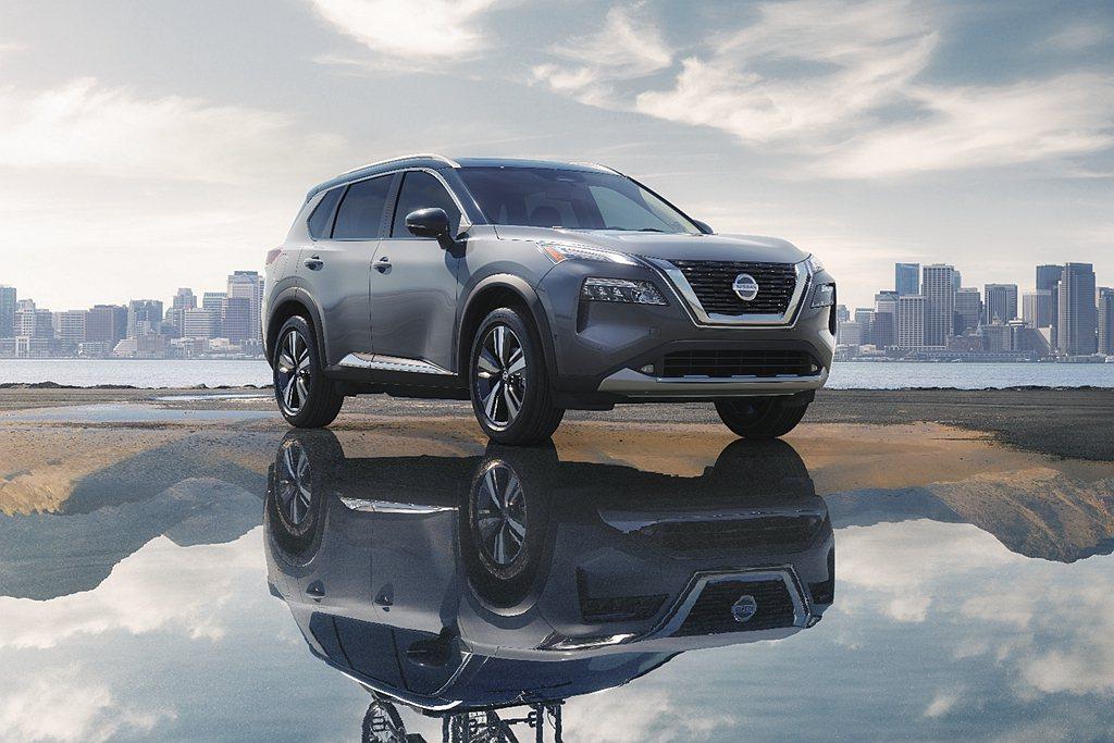 大改款新世代Nissan Rogue/X-Trail美國市場公布建議售價。 圖/...