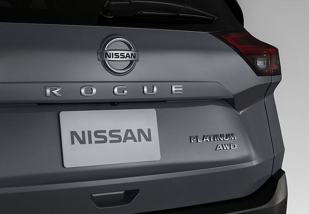 美規新世代Nissan Rogue只要加價1,400美元就能升級AWD四輪驅動系...
