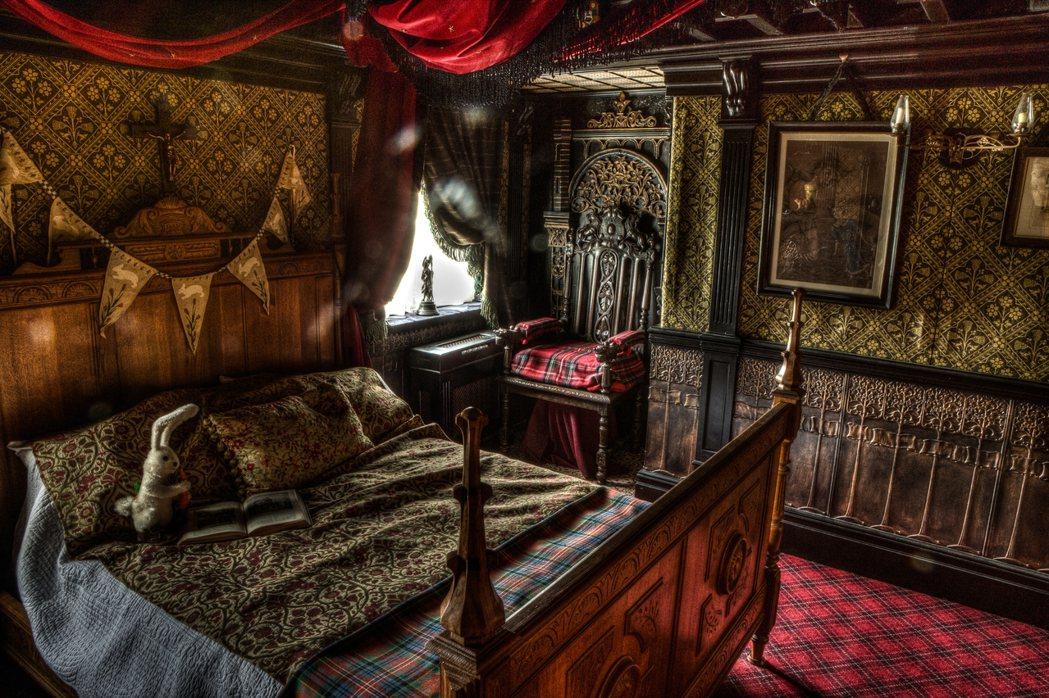 英國暗黑惡夢房。 Airbnb /提供