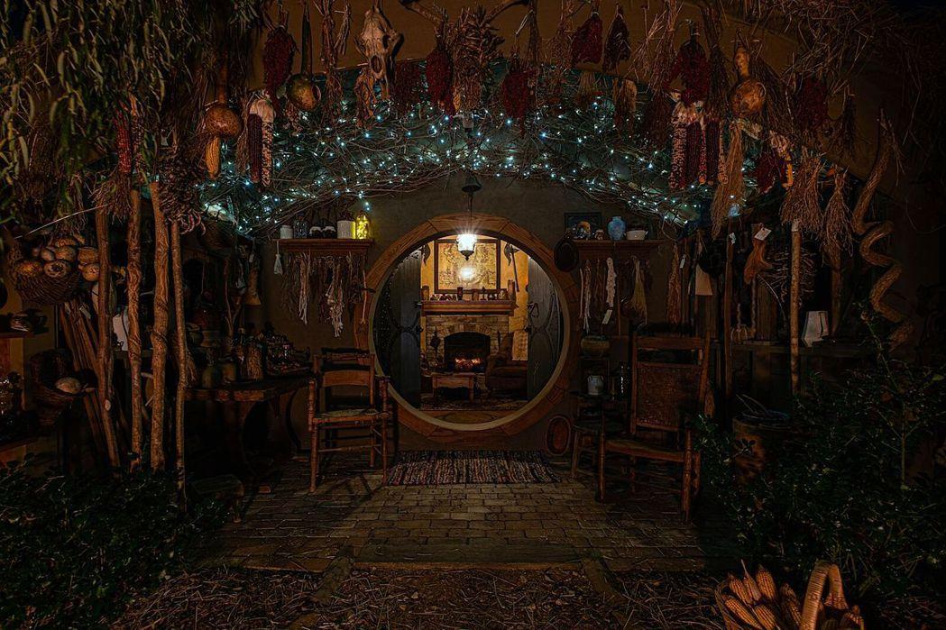 美國神秘魔幻房屋。 Airbnb /提供