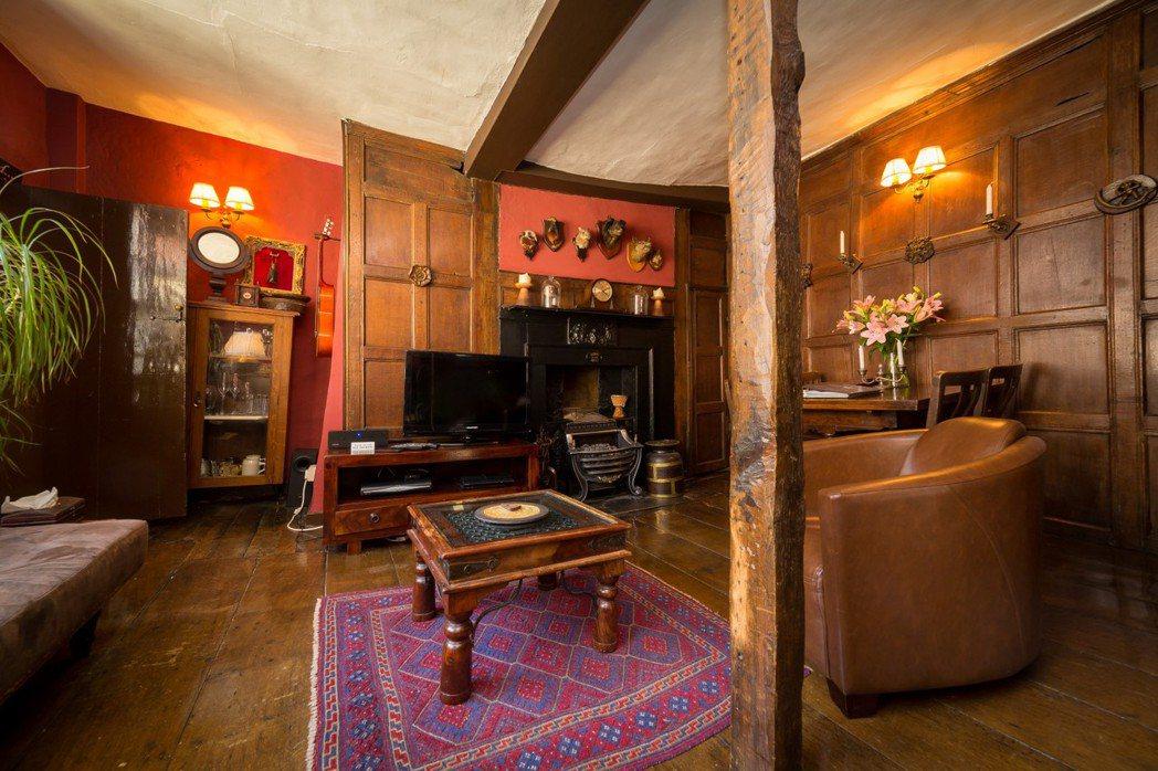 英國六百年老屋。 Airbnb /提供