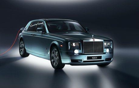 跳過油電動力! Rolls-Royce將直接推出純電動車