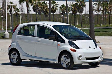 Mitsubishi i-MiEV都會電動車將於年底停產