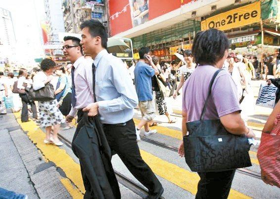 公股銀行啟動延攬香港人才專案。圖/聯合報系資料照片