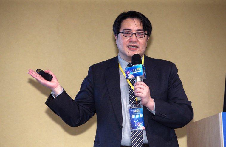 台北榮總高齡醫學中心主任陳亮恭。記者蘇健忠/攝影