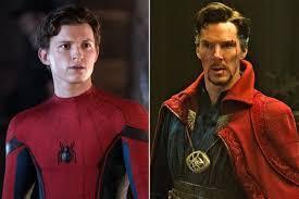 蜘蛛人與奇異博士將在最新「蜘蛛人」續集影片中有更多互動。圖/摘自imdb