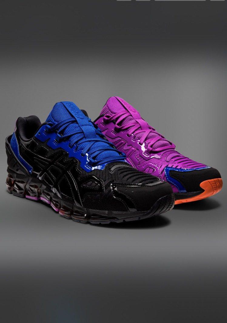 ASICS by GmbH Gel Quantum 360鞋約6,750元。圖/...