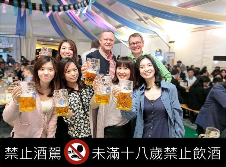 2020年的「台北HB慕尼黑皇家啤酒節」,將於台北圓山Maji市集內的「Funt...