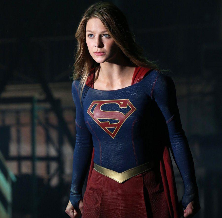 梅莉莎班諾伊因「女超人」受到歡迎。圖/摘自imdb