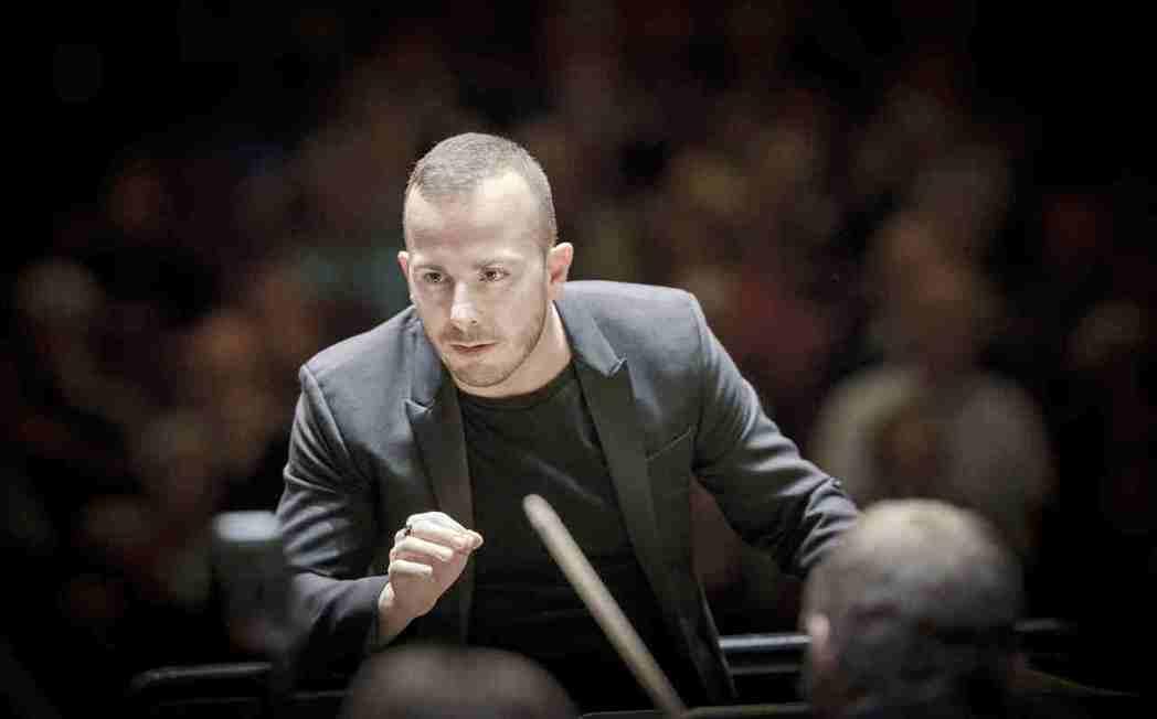 亞尼克是古典樂壇炙手可熱的紅星。圖/海鵬提供