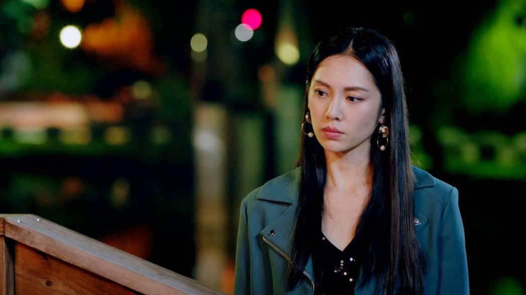 廖奕璇在「浪漫輸給你」中角色轉折很大。圖/三立提供