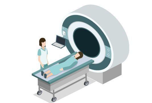 電腦斷層篩檢可找出早期個案。圖/123RF