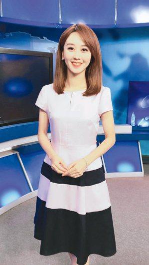 非凡新聞主播楊智捷。楊智捷/提供