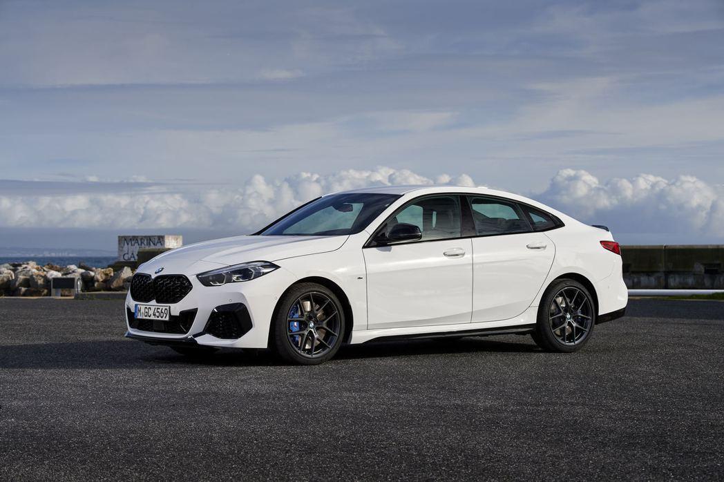BMW在今年第三季銷售成長了9.8%。 摘自BMW