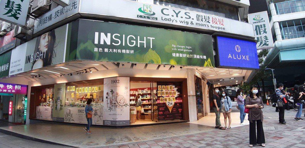 劉媽媽東區店面。 記者游智文/攝影