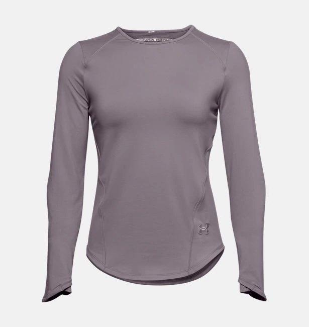 UNDER ARMOUR UA Meridian保濕系列上衣3,480元。圖/U...
