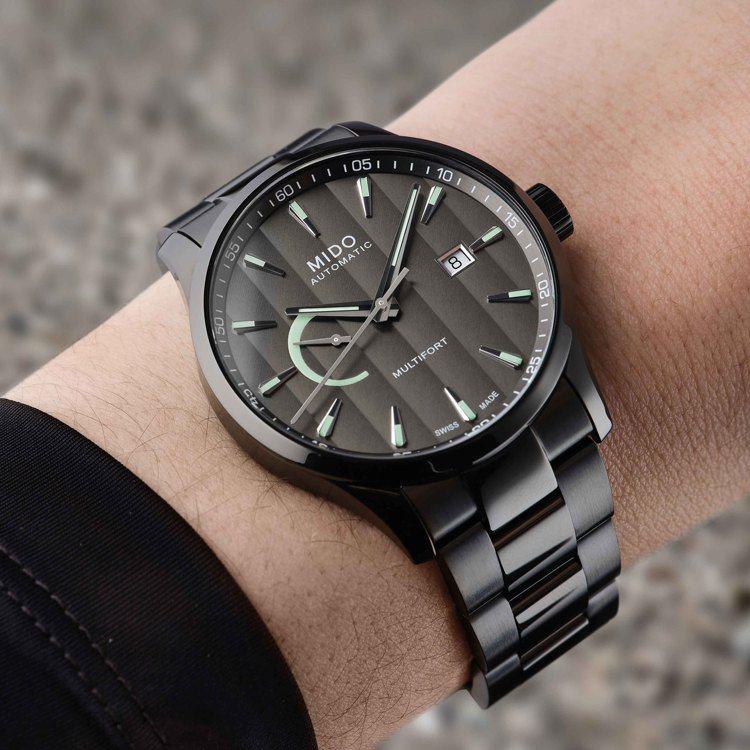 手表是生活中的實用物件,也是個人生活品味的外顯展示。圖 / MIDO提供。