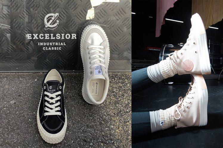 換季穿搭,配件也很重要,Converse全新的All Star系列鞋款,在外觀上...