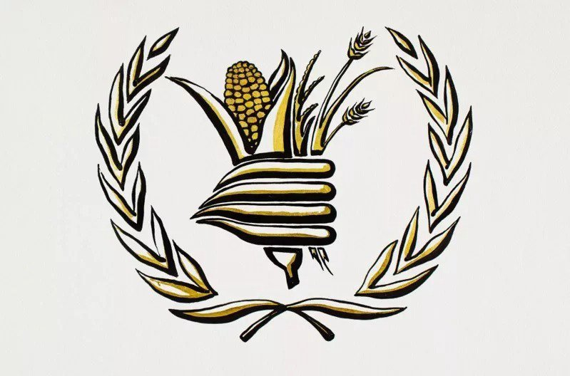 2020年諾貝爾和平獎得主「世界糧食計畫署」。圖/取自諾貝爾獎官網