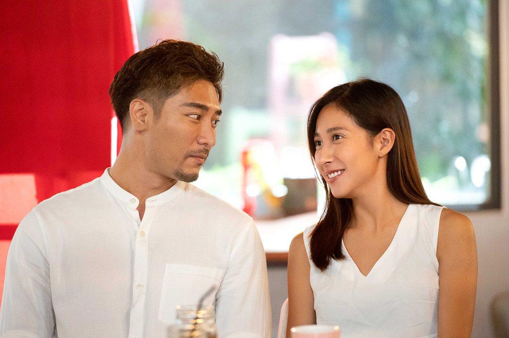 羅平(左)、楊晴主演「女力報到」系列,一拍就是快3年。圖/TVBS提供