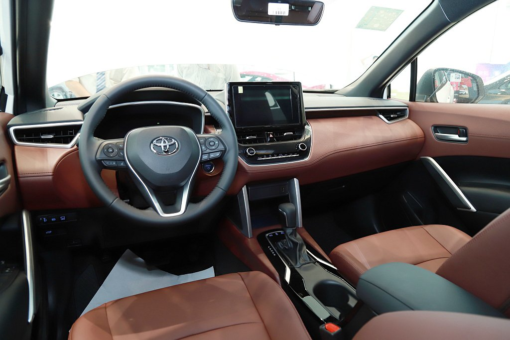Toyota Corolla Cross自豪華車型以上標配Toyota Driv...