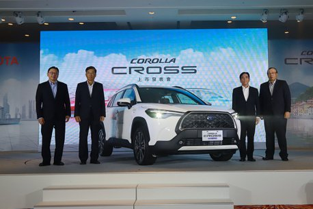 買氣爆表! Toyota Corolla Cross上市一週狂銷6,600輛!