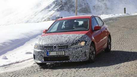 這測試車究竟是VW Polo還是Skoda Fabia? 搞得大家好亂啊!