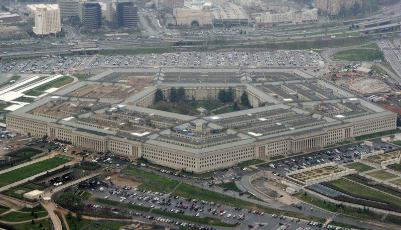 圖為代表美國軍方的五角大廈。(美聯社)