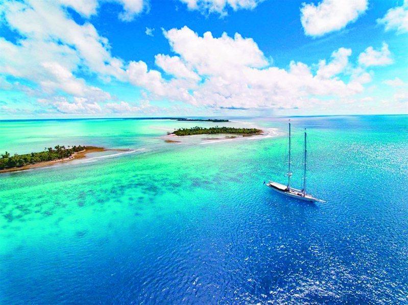 觀光局旅遊泡泡目前初步規劃帛琉將是首波開放名單。法新社