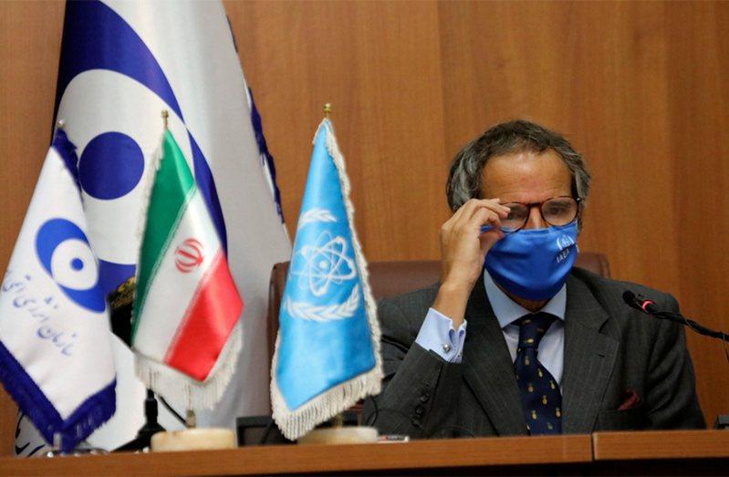伊朗原子能組織首長,也是伊朗副總統沙列西確診感染新冠肺炎。 美聯社