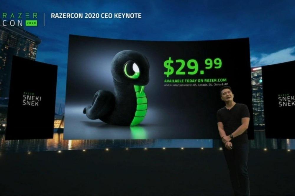 Razer揭曉遊戲座椅在內新品 強調未來致力推動環保