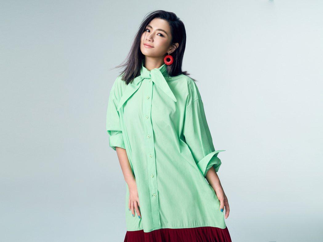 任家萱(Selina)推出新歌「四季」。圖/任真美好提供