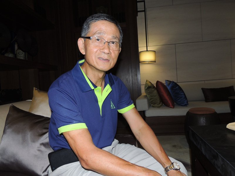 康軒集團董事長李萬吉。圖/聯合報系資料照片