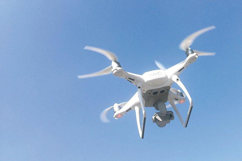 大陸的無人機從農用、物流、商務、救援、軍事到城市管理,可說遍布各地各部門,大陸的無人機製造品質與數量居世界之冠。圖/聯合報系資料照片
