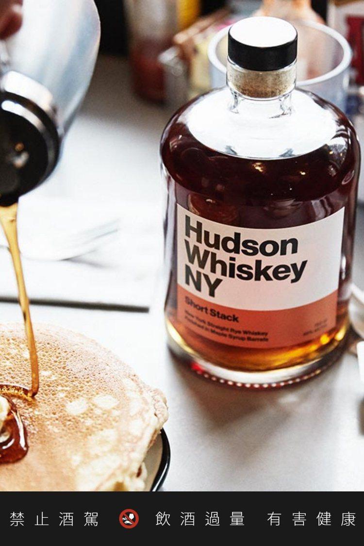 Hudson Whiskey的「Short Stack」。圖/摘自Hudson ...