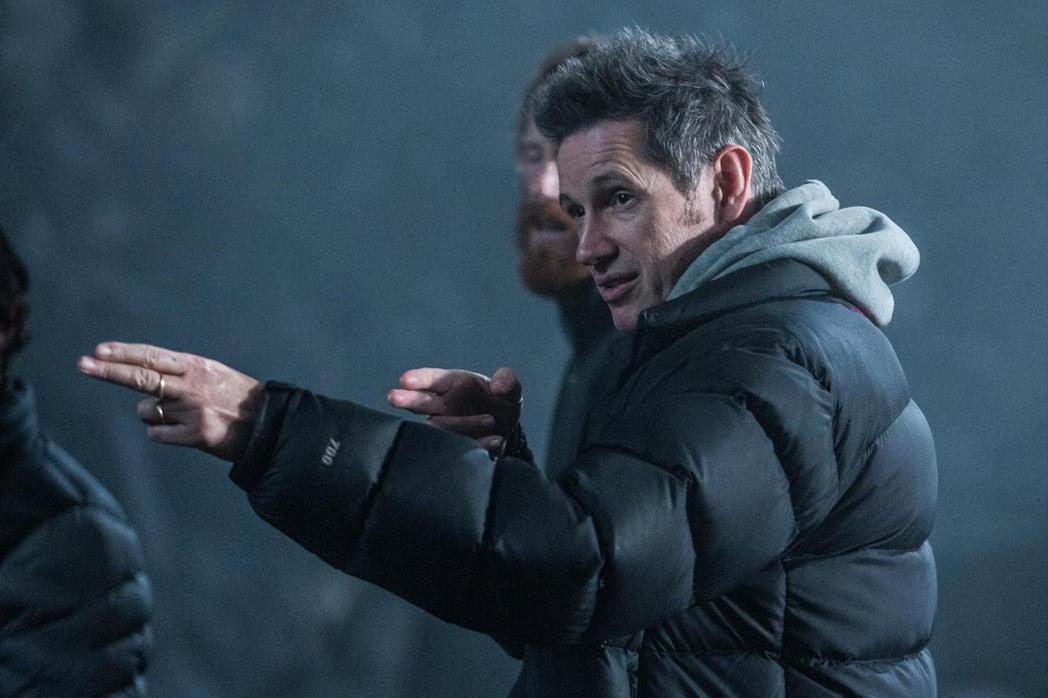 保羅安德森與愛妻蜜拉喬娃維琪打造的「惡靈古堡」系列電影在全球熱賣。圖/索尼提供