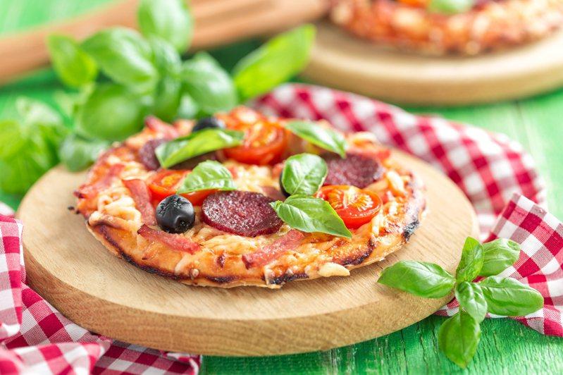 美味的披薩就是要熱熱地才好吃。示意圖/ingimage