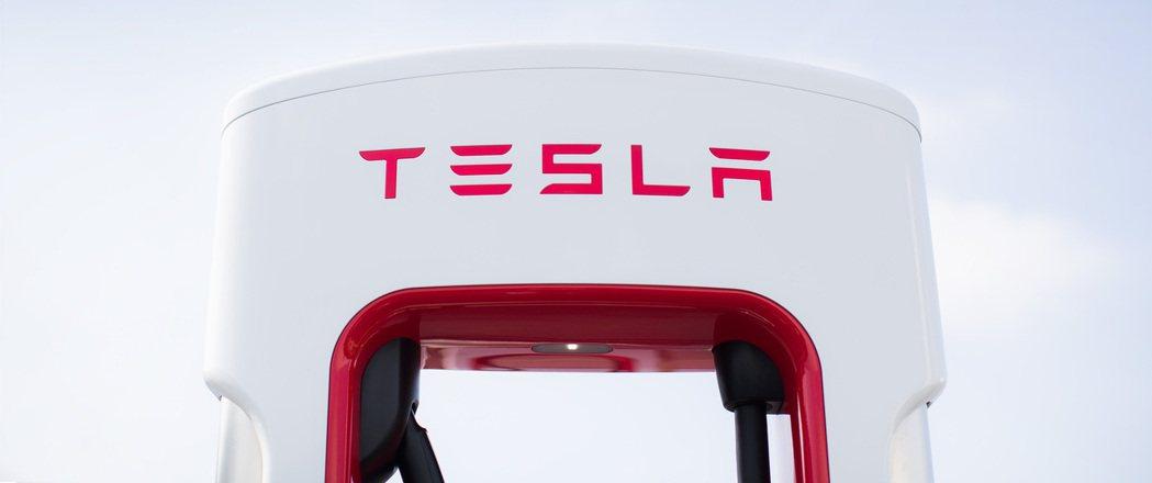Tesla_超級充電站。 圖/台灣Tesla提供