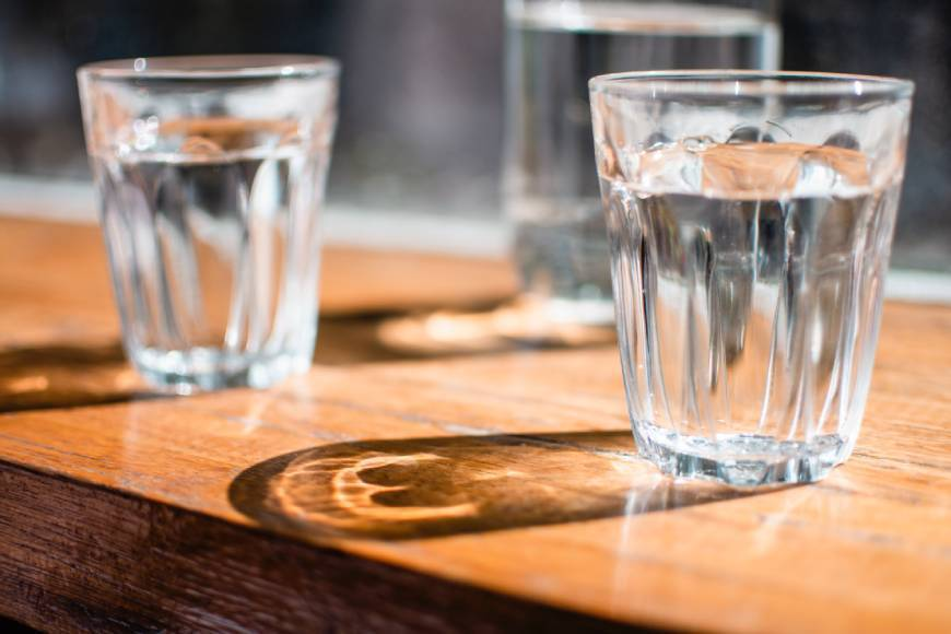 中醫從不提倡多喝水。 圖/unsplash