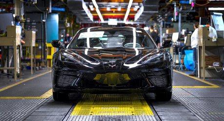 由於零件供應不足 Chevrolet決定關閉Corvette產線至少一周!
