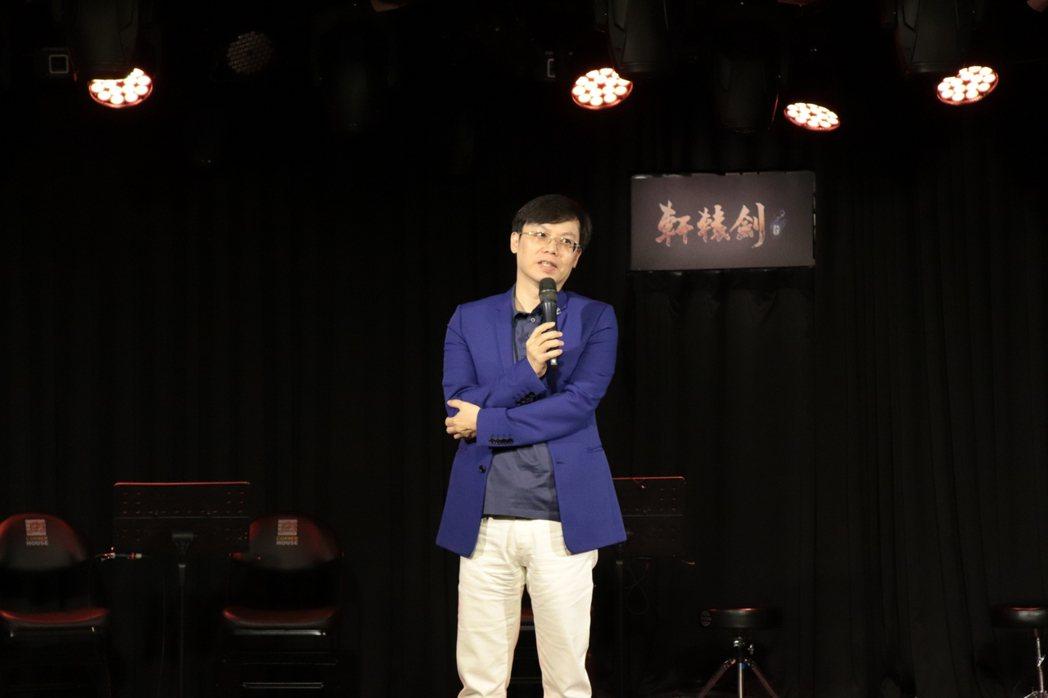 大宇資訊董事長涂俊光