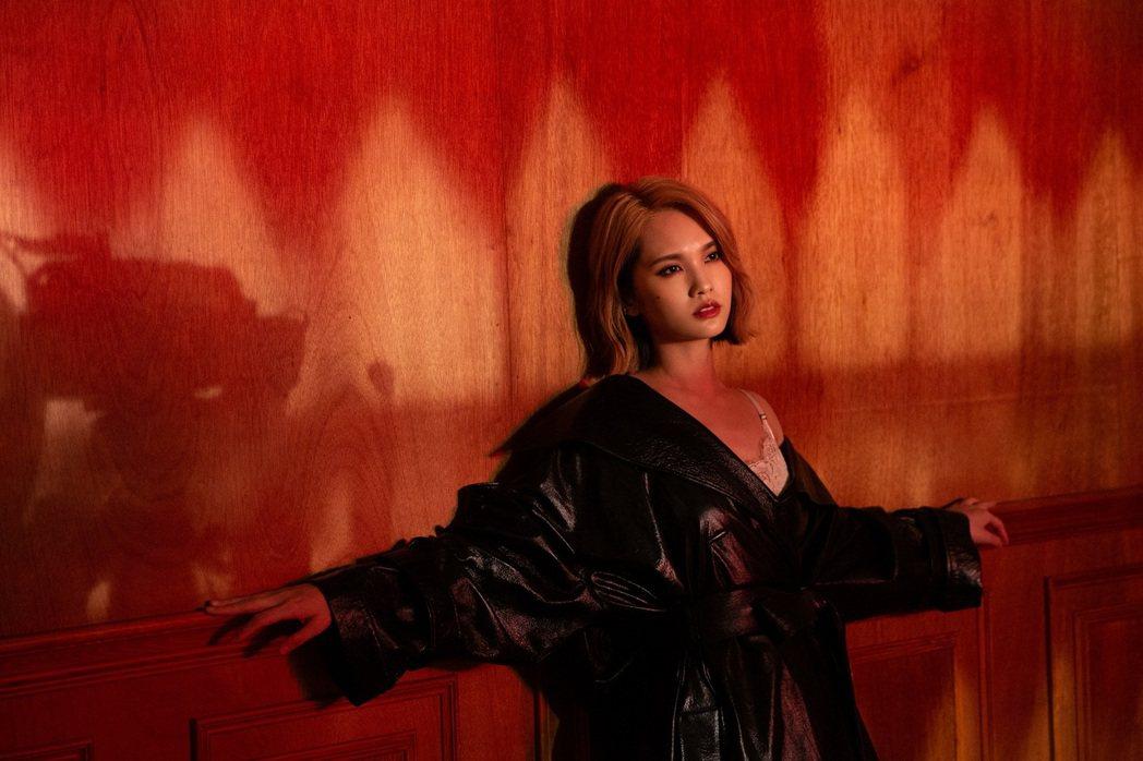 楊丞琳下個月將在台北小巨蛋連唱3場。圖/EMI提供