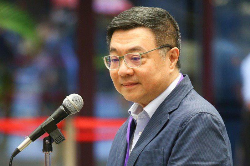 前民進黨黨主席卓榮泰。圖/聯合報系資料照片