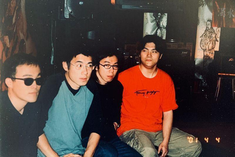 濁水溪公社紀錄片《爛頭殼》(2001)。 圖/金馬執委會提供