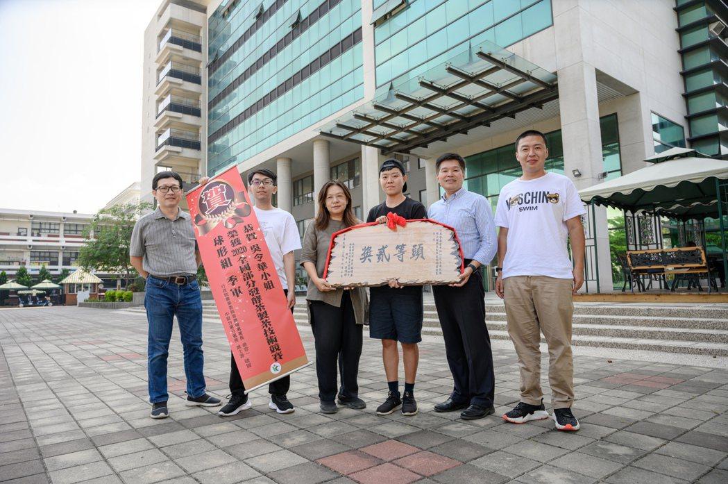 大同技術學院培育台灣製茶專業團隊「茶輕代」-大同技術學院