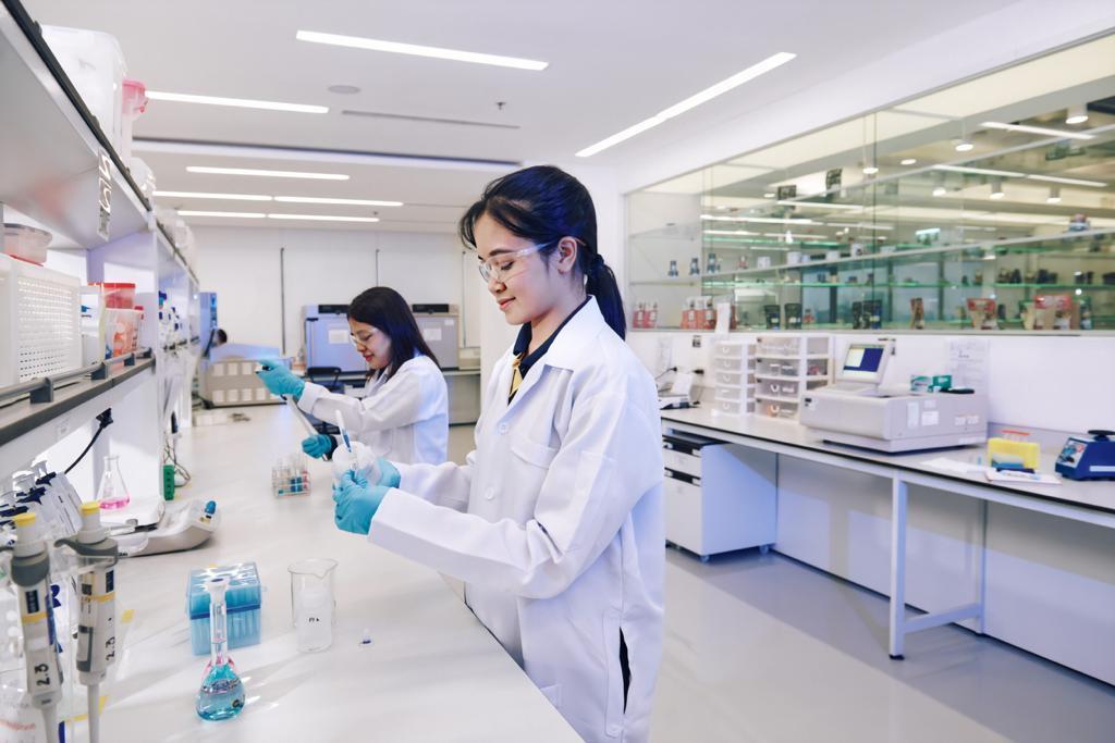 泰聯全球創新中心的食品專家深入洞察消費者需要、掌握工藝,研發全新產品和製程。