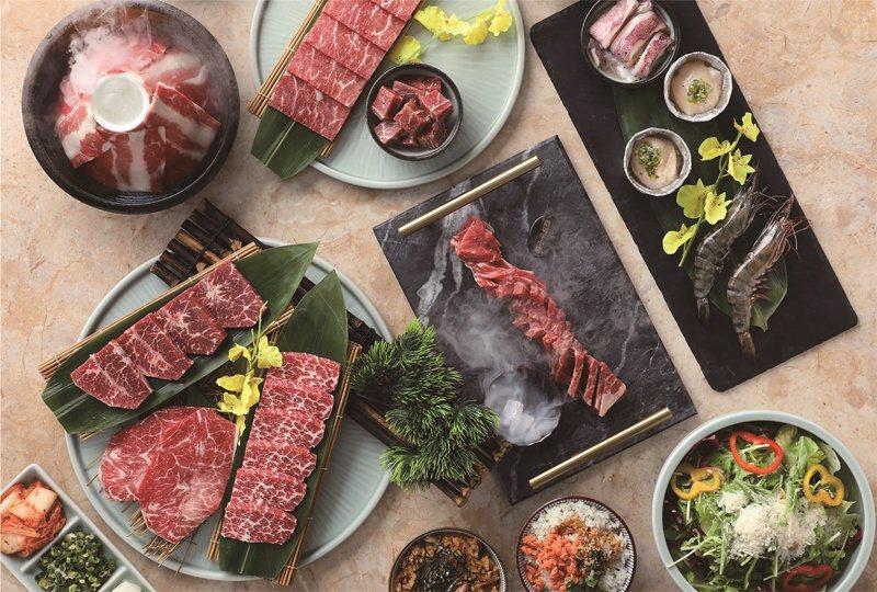 全面升級的套餐更超值,絕對大大滿足味蕾。 圖片提供/原燒O-NiKU